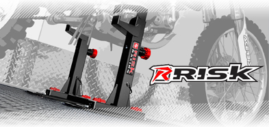 Risk Racing Lock N Load Strapless Tie-Down System